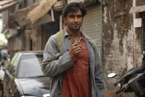 Ranveer Singh plays a rapper in Gully Boy.