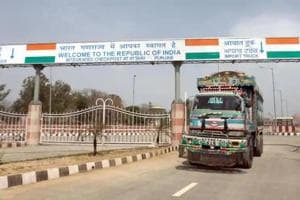 The Attari ICP is 30 km from Amritsar on the India-Pakistan border, almost midway between the holy city and Lahore.