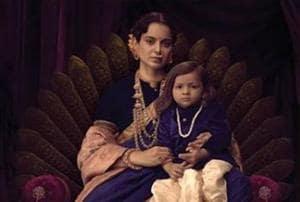 Manikarnika:The Queen of Jhansi is a biopic of RaniLaxmiBai.