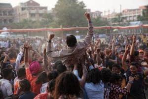 Amitabh Bachchan plays the lead in Nagraj Manjule's Jhund.