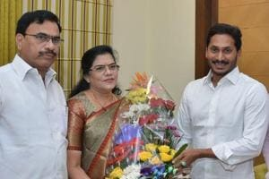 Krupa Rani who met YSR Congress chief Jaganmohan Reddy on Tuesday said she will formally join the party on February 28.
