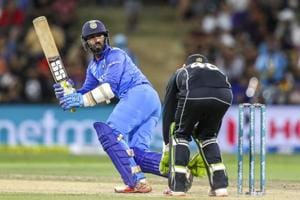 File picture of Dinesh Karthik