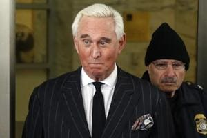Roger Stone, a key ally of President Donald Trump and subject of a limited gag order in his ongoing trial, apologized to a federal court in Washington for a photo he put on Instagram of the judge presiding over his criminal case.