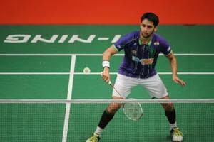 File picture of Parupalli Kashyap