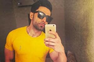 TV actor Abhinav Kapoor says he is more of a gym person and loves working out. (Instagram)