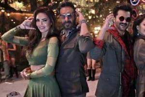 Total Dhamaal hits theatres on Friday.