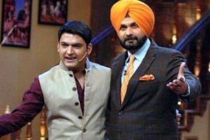 Kapil Sharma was trolled for supporting Navjot Singh Sidhu.