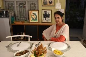 Manzilat Fatima is a descendent of Wajid Ali Shah, the last Nawab of Awadh who spent 29 years in exile in Metiayaburj, a Calcutta suburb. She launched a pop-up restaurant of Awadhi cuisine in 2014 and a home dining service, Manzilat's, in 2018 in Calcutta.