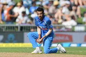 File picture of Yuzvendra Chahal