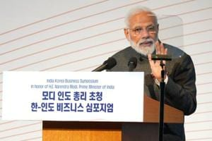 India on it's way to become USD 5 trillion economy soon, says PM Narendra Modi in Seoul