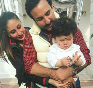 Saif Ali Khan says he wants son Taimur to develop humility, be conscious of privileges he is born with.