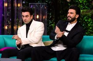 Ranbir Kapoor and Ranveer Singh had shared the couch on Koffee With Karan in season 5.