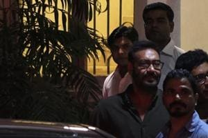 Total Dhamaal: Ajay Devgn holds special screening before movie release
