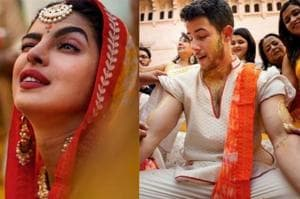 Priyanka Chopra was no coy bride and beautiful pics from her wedding with Nick Jonas are a proof