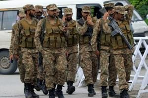 Pakistan army warns of 'full spectrum' response to any Indian attack