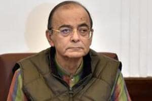 "Finance Minister Arun Jaitley in a blog said Lt General Hooda's induction into the Congress was ""belated and grudging recognition and acceptance"" of the surgical strike of 2016."