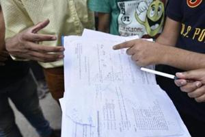 Odisha high school exam question paper leaked, goes viral on  social media minutes after exam started