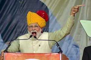 Time to test Pathan's words: PM Modi on Imran Khan's promise