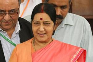 External affairs minister Sushma Swaraj will be the first Indian foreign minister to participate in the OICforeign ministers meeting.