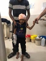 Six-year-old Sejal Yadav fell from a building construction site onto a protruding metallic rod, which pierced her skull, in Chembur.
