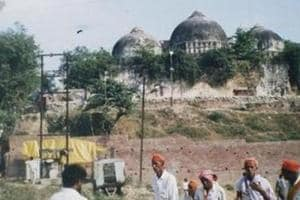 A Supreme Court Constitution Bench headed by Chief Justice of India (CJI) Ranjan Gogoi will on Tuesday take up the politically sensitive Ram Janmabhoomi-Babri Masjid land dispute case.
