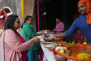 Delhiites enjoyed cultural performances and savoured street food at recently concluded Dilli Ke Pakwaan food festival in the Capital.