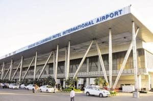 Ahmedabad and Jaipur airports received seven bids each.