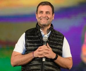 The Rajasthan Congress has left the final decision on candidates for the Lok Sabha elections to party president Rahul Gandhi.