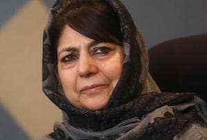 "People of all ideologies, including separatists, should resist the ""onslaught"" on the constitutional guarantee to the state, said Mehbooba Mufti."