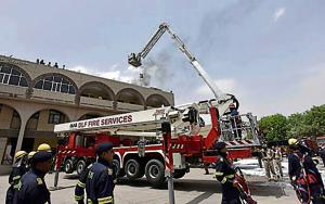 In its 2019-20 budget, MCG set aside Rs 14 crore for the fire department that will use Rs 10 crore to buy a turntable ladder.