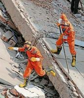 On February 23, the chhajja (parapet) and staircase of a 40-year-old building fell in Devnagar, an incident in which an elderly couple had a narrow escape. On Wednesday, a four-storey building collapsed and a woman sustained head injuries while escaping.