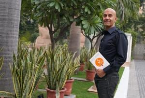 Author Robin Sharma  talks about heartset, healthset and soulset apart from mindset in his new book, The 5 AM Club.