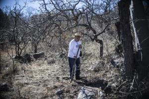 Photos: Even those searching for missing relatives risk vanishing in Mexico