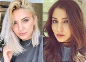 American singer Julia Michaels tweet exchange with actor Anushka Sharma on her resemblance broke the internet recently garnering 48K likes.  In an interview, she says she'll be a singer-songwriter first and that writing for her is therapeutic.