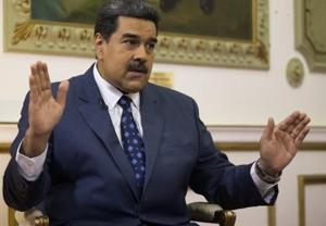 Four people were killed in the melee as Maduro's forces prevented the 178 metric tonnes of rice, beans and other food from crossing into the country from Colombia. The leftist strongman says the aid is a pretext for a US-led invasion.