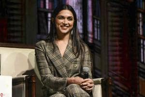 Deepika Padukone at the 44th Global Summit of the International Advertising Association (IAA), in Kochi.