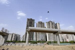 Noida budget approved, 19% higher than last year (Photo by Sunil Ghosh / Hindustan Times)