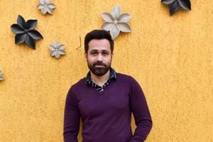 Emraan Hashmi at a press conference organised to promote his film Why Cheat India.