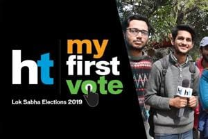 My First Vote: 'Eradicate illiteracy and work on HRD' say a group of first-time...
