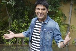 Kapil Sharma was in Amsterdam with wife Ginni and  actor Richa Chaddha.