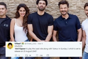 Anil Kapoor's eternal youth is making others feel really old.