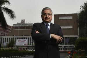 AIIMS director Dr Randeep Guleria