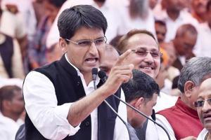 Deepender Singh Hooda is the sitting Lok Sabha Member of Parliament from Rohtak in Haryana.