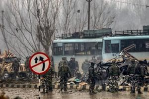 Realty firm Supertech on Monday said it has allotted flats to families of two CRPF personnel martyred in  the February 14 terror attack at Pulwama.