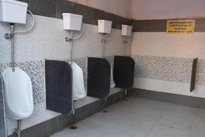 Charbagh station Toilet in Lucknow