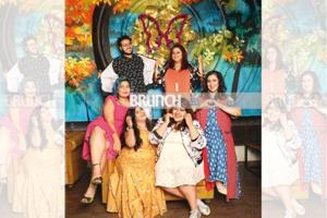 (Clockwise) Sonal Somani, Amena Azeez, Tanvi Geetha Ravishankar, Dimple Mehta, Neelakshi Singh and Shubham Yadav show how style is about confidence, not weight (Location courtesy: Butterfly High, Mumbai; Make-up and hair: Ashu Mois)