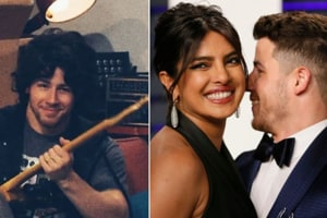 Nick Jonas' curls have won over Priyanka Chopra.