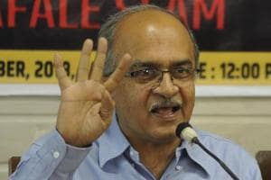 Lawyer Prashant Bhushan on Thursday admitted to having made a 'genuine mistake' in his tweets during a hearing in a contempt case in the Supreme Court.