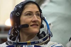NASA astronauts Anne McClain and Christina Koch will share the credit of performing the spacewalk at the International Space Station, CNN reported.