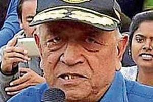 """Former chief of naval staff, Admiral L Ramdas (retired),has written to the Election Commission of India (ECI) expressing """"concern"""" and """"dismay"""" over what he sees as the misuse of the air strike in Pakistan to """"influence the electorate""""."""